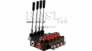 Kézi vezérlésű 4xP120