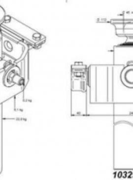 Kompakt henger 4 lépcső 6T